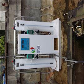 卫生所小型二氧化氯发生器特点