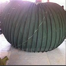 风管帆布伸缩软连头生产