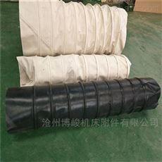 加厚帆布耐磨防漏收尘伸缩布袋定做