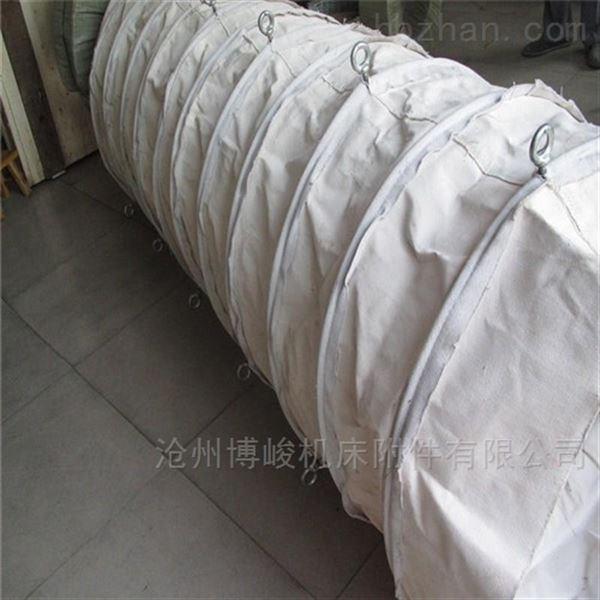 除尘防漏料加密耐磨伸缩布袋厂家直销
