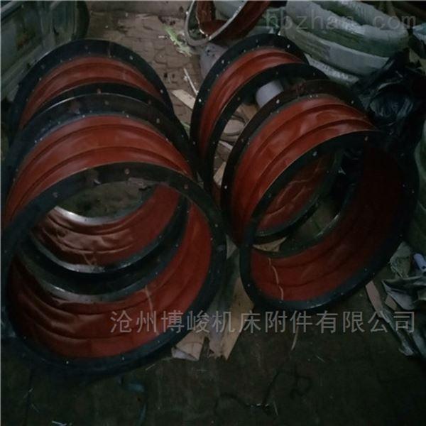 涤纶帆布通风伸缩软连接厂家生产