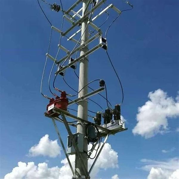 苏州市ZW32高压户外柱上真空断路器(电线杆上安装)
