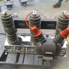 ZW32-12G/630手动带隔离柱上高压真空断路器西安