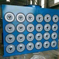 山东滤筒式除尘器 斜插式滤筒除尘设备价格