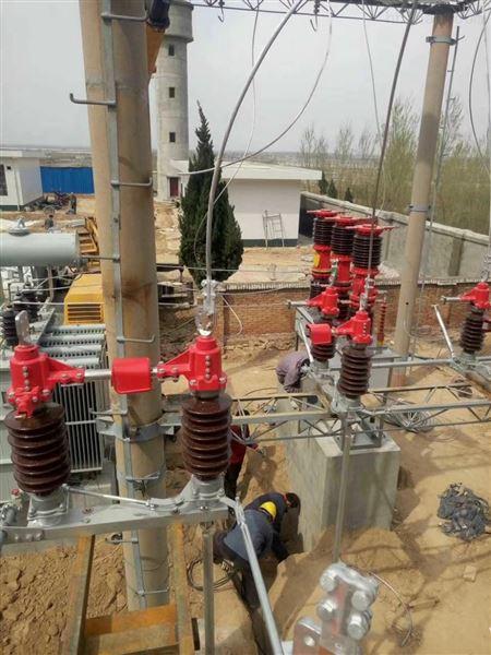 35kv高压断路器ZW7-40.5电站型真空开关