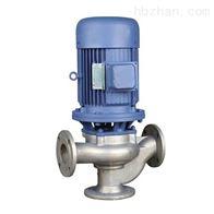 GWP型不锈钢管道排污泵