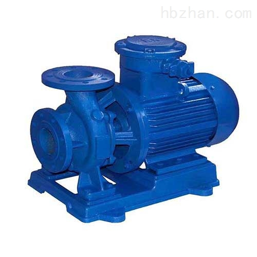 ISWB卧式管道离心油泵