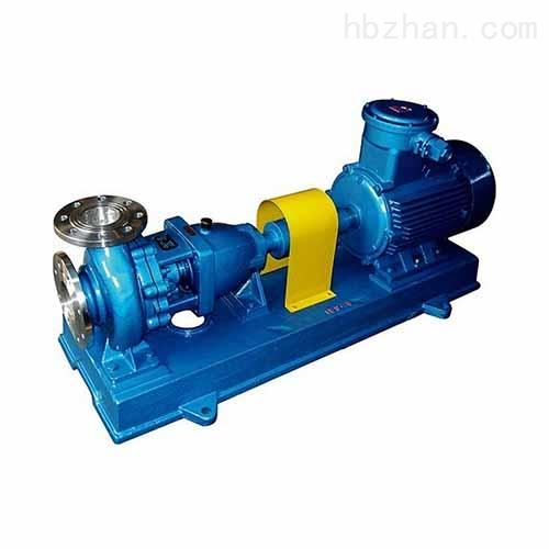 IH型不锈钢单级化工离心泵