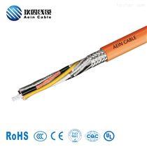 XLFMKK欧标轻型通讯电缆 上海埃因定做
