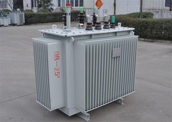 西安S11M-500KVA油浸式变压器价格