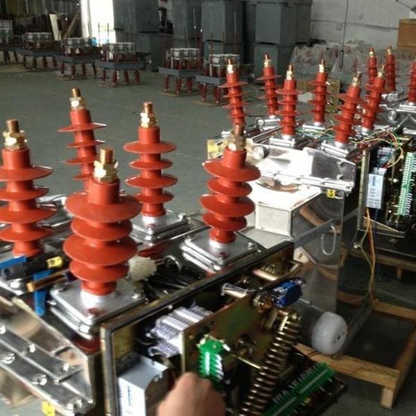 徐州市高压双路电源自动转换开关HZW8-12Y/630