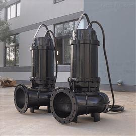 350WQ1100-10/55kw大功率潜水排污泵厂家