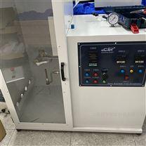 程斯医用熔喷滤料阻燃测试仪器