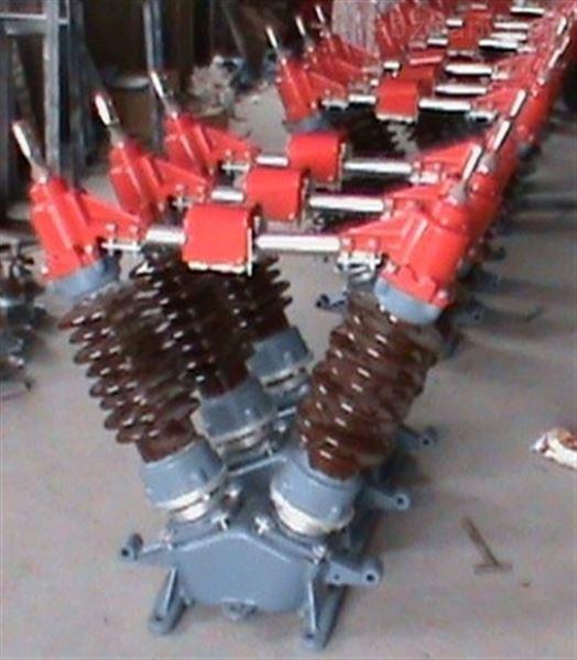 柱上硅橡胶35kv高压隔离开关