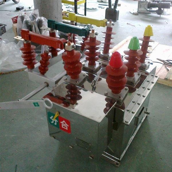 现货供应ZW8-12G/630户外交流高压真空断路器