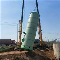 湖南丽发一体化污水提升泵站工艺流程及特点