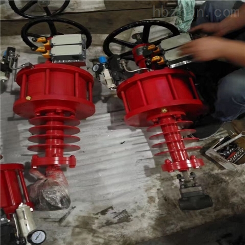 气动管路针型阀