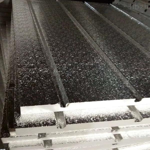 1200X600铝箔挤塑保温板开槽免回填干式地暖模块