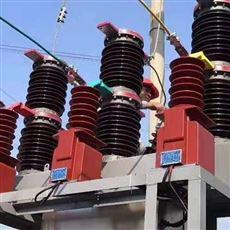 成都厂家供应高原型35KV柱上真空断路器