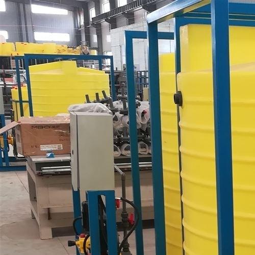 云南昆明化工废水加药装置