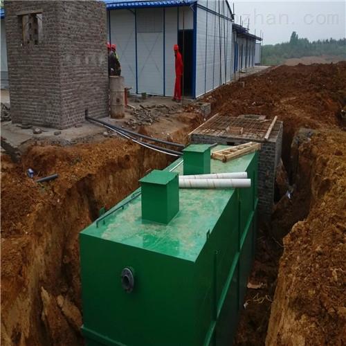 新沂地埋式屠宰专用废水处理设施