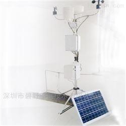 BYQL-QX校园定制款气象监测站,大屏幕展示数据