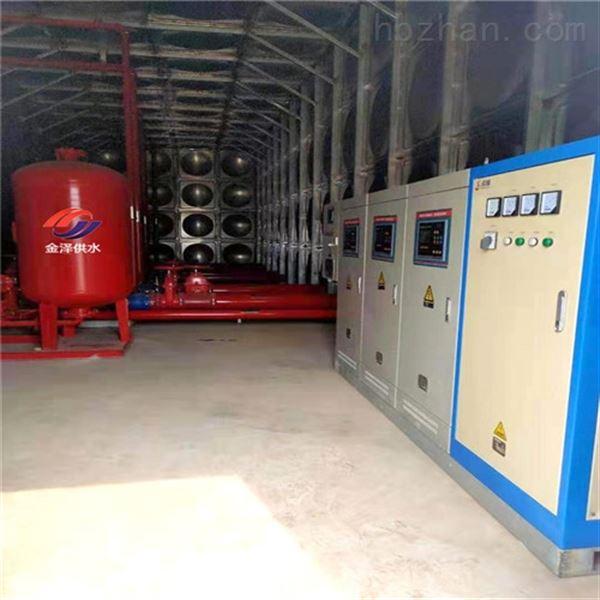 地上保温型消防箱泵一体化