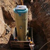 7000立方米每天的一體化提升泵站
