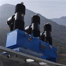 厂家直销zw7户外35kv智能型高压断路器