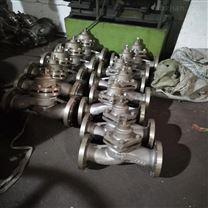 承德铸钢柱塞阀阀门DN40 UJ41H-25P安全阀系列
