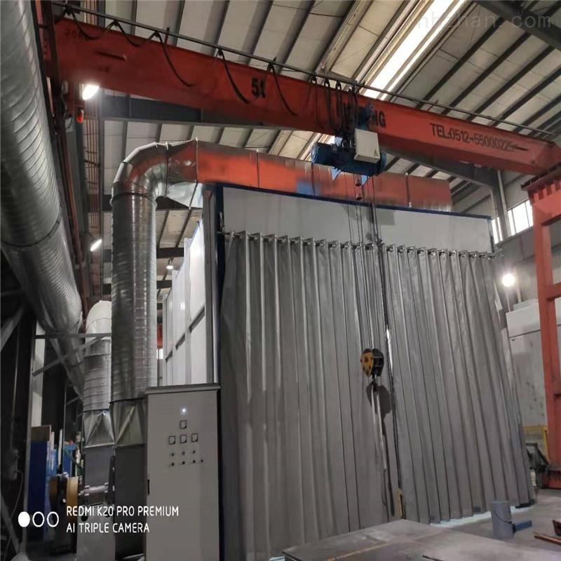 上海喷漆房废气处理设备生产厂家