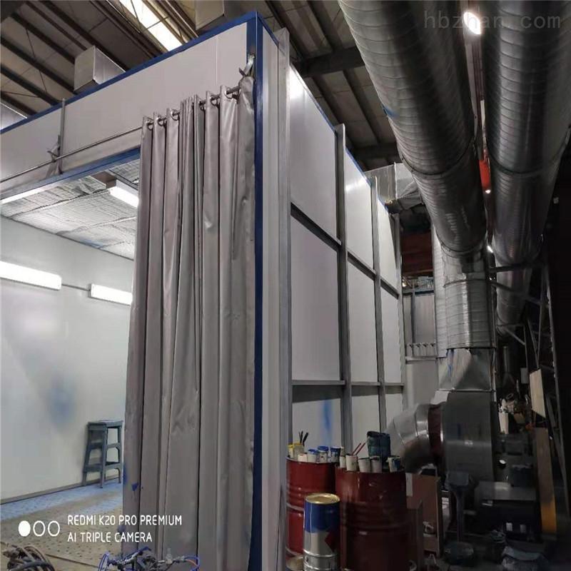 淮南地吸式烤漆房设备生产厂家