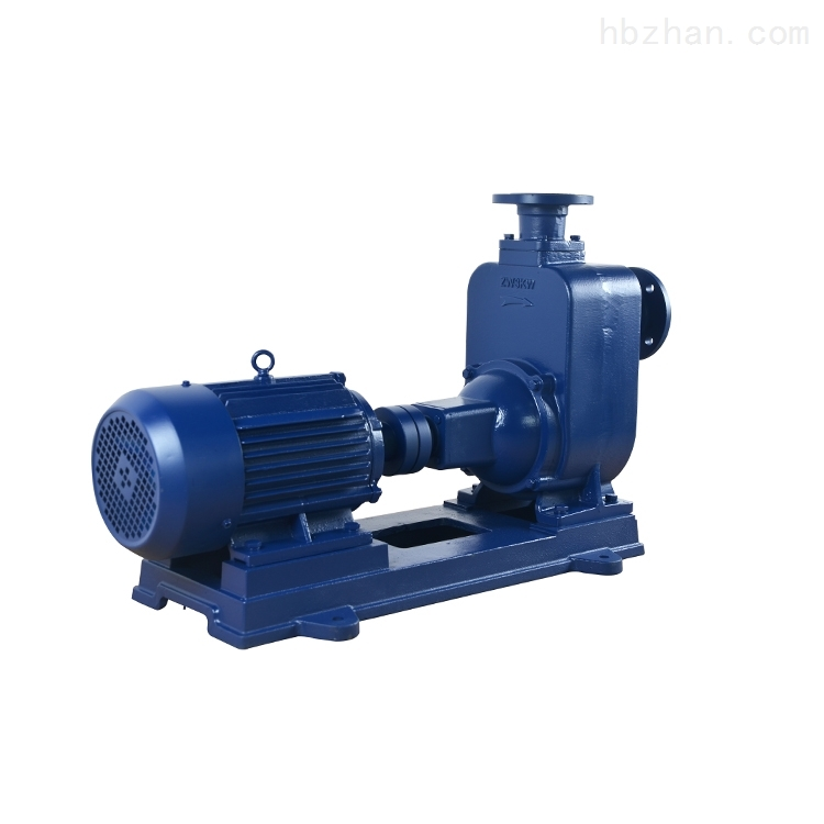 ZW50-20-40 无堵塞排污离心自吸泵
