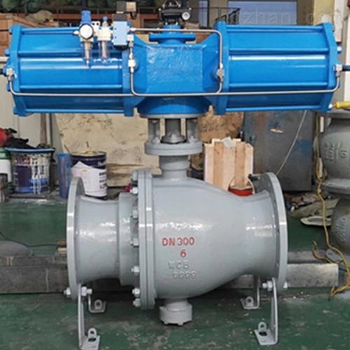 气动卸灰球阀Q647HM-PN2.5-6