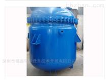 福鑫环保贵金属提炼设备搪玻璃反应釜