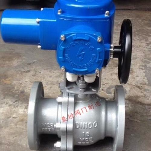 电动球阀QDF100