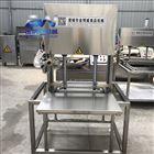 金博威生产千页豆腐自动切块成型机