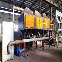 印刷厂除味催化燃烧整体设备