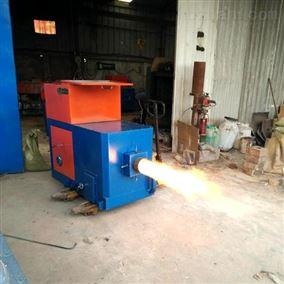 木粒生物质能源熔铝炉