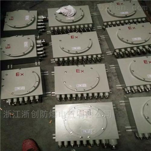 CT6不锈钢防爆配电箱
