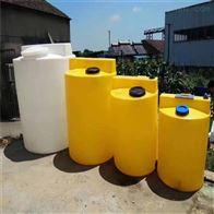 武汉1.5吨水处理阻垢剂加药桶带计量泵