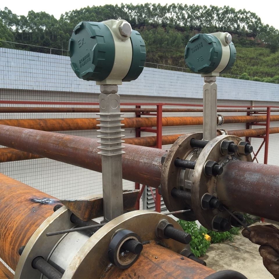 工厂蒸汽流量计量表
