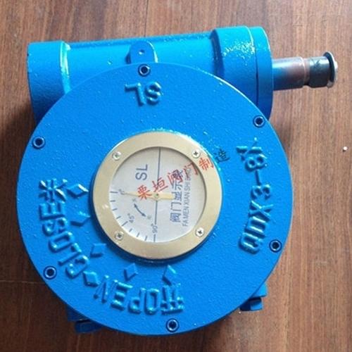 涡轮蜗杆蝶阀QDX3-8X