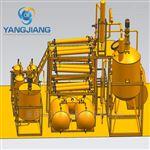 YJ-TYHW08工业润滑油再生蒸馏过滤设备