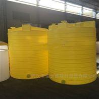 漢川5噸平底化工藥劑攪拌桶配套計量泵