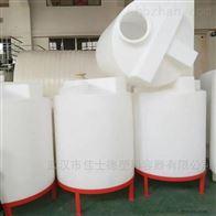 武漢2噸耐酸堿塑料計量桶帶攪拌電機
