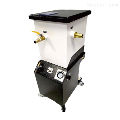 气动式切削液过滤循环机