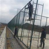 新疆地区定制篮球场围网材料施工核算