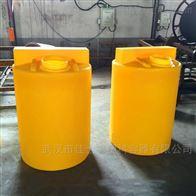 仙桃300L圆形PE计量箱带搅拌器整套批发