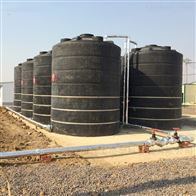 咸宁20吨优质塑料平底储罐添加剂储罐厂家
